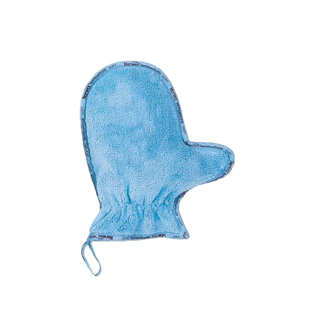 Dusting Mitt, blue