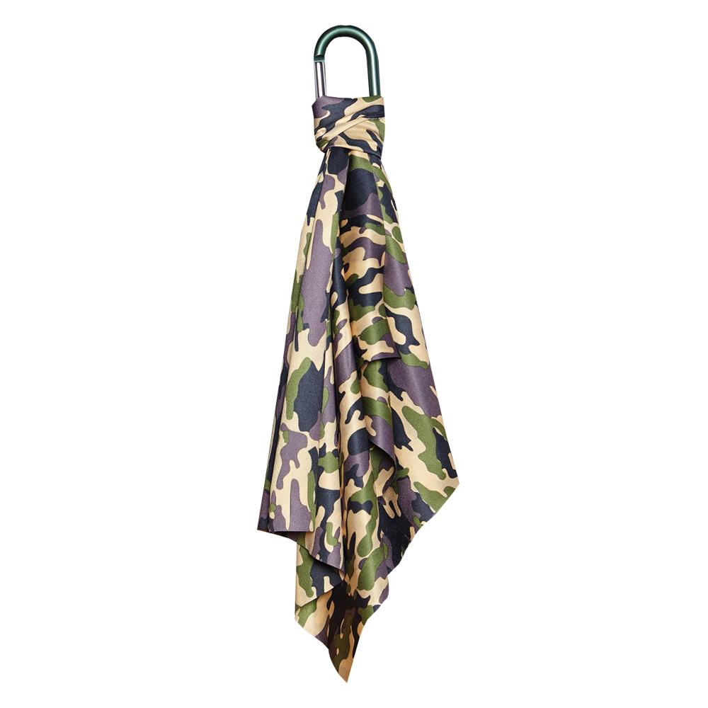 Optic Scarf, camouflage