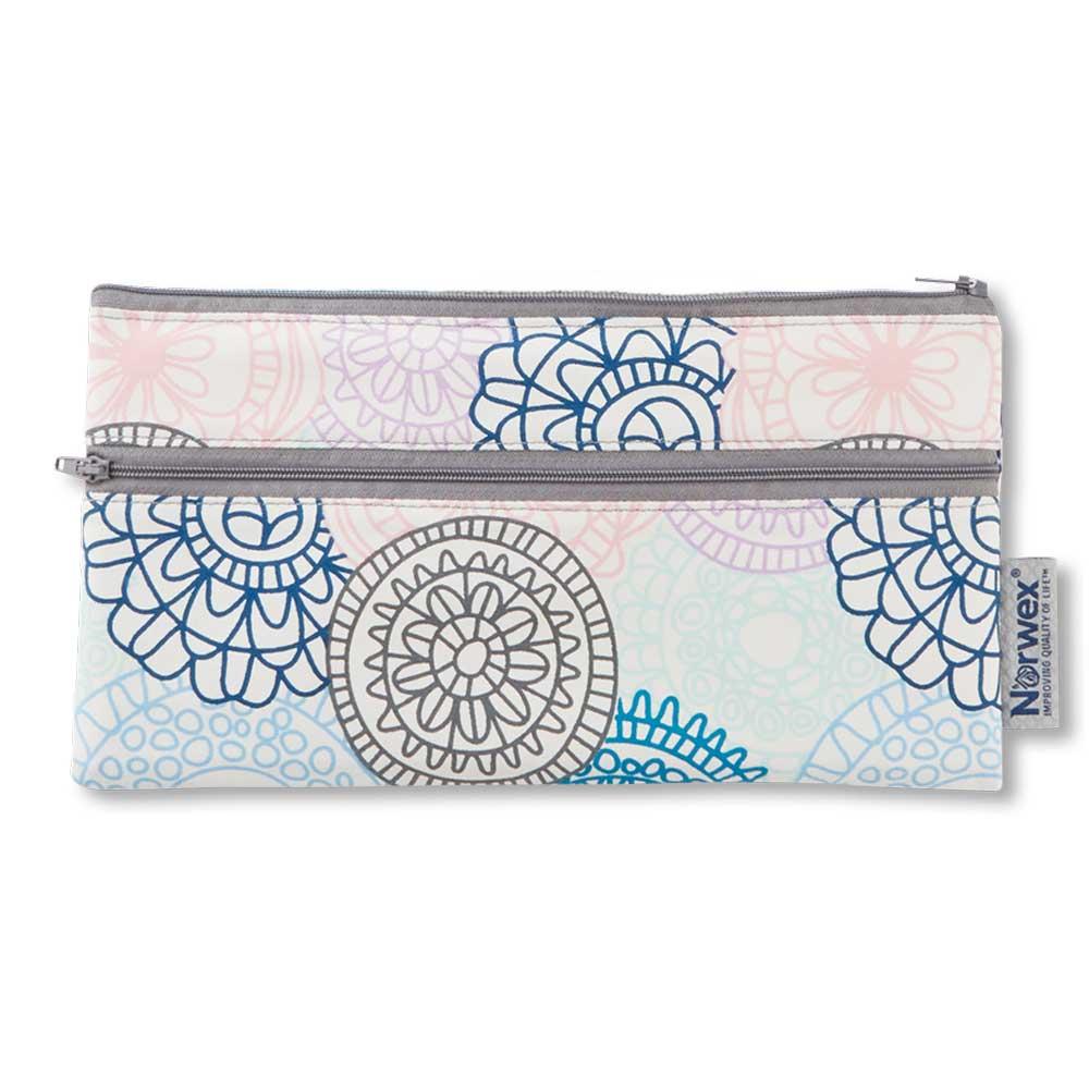 Travel Bag, floral