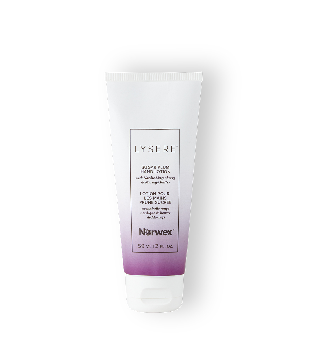 Limited Edition Lysere Sugar Plum Hand Lotion